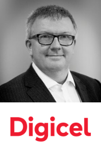 Alasdair Wilkie, CTO Marine, Digicel Group