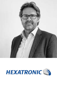 Anders Ljung, Business Manager, Hexatronic