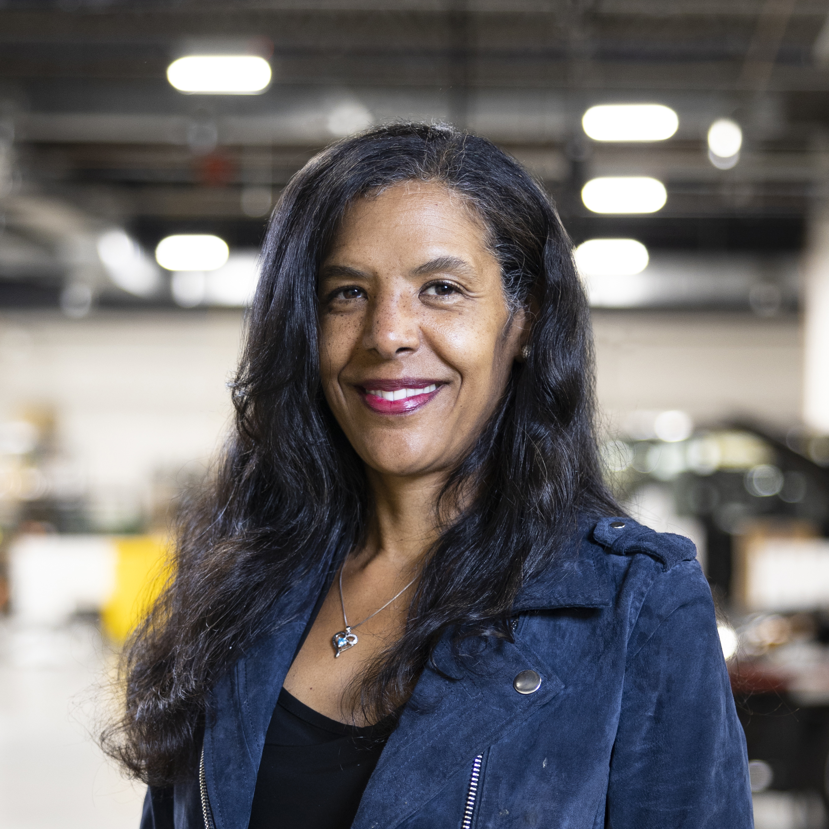 Nina Grooms-Lee, Chief Product Officer, May Mobility speaking at MOVE America Virtual