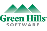 Green Hills Software at AirRail 2015