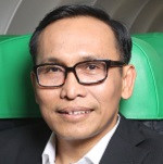 Arif Wibowo at Aviation Festival Asia