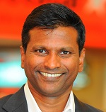 Barathan Pasupathi at Aviation Festival Asia