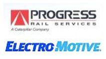 Progress Rail at Middle East Rail 2015