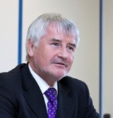 Mr Declan Collier speaking at Aviation IT Show Europe 2014