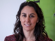 Maria Cardenal speaking at Aviation IT Show Europe 2014