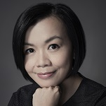 Ms Rose Yeung speaking at Hong Kong's Customer Festival 2014