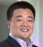 Mr Bobby Lee speaking at Total Payments Asia 2014