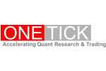 One Market Data at Quant Invest 2014