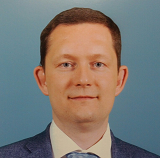 Konstantin Riumkin speaking at Rail Experience Europe 2014