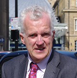 Mr Christian Wolmar, Writer and Broadcaster specialising in transport., Christian Wolmar