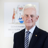 Mr Kevin Skipworth, Agent General for Western Australia, Government Of Western Australia