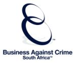 Business Against Crime South Africa at Cards & Payments Africa 2015