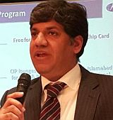 Mr Shahzad Ishaq at Cards & Payments Middle East 2015
