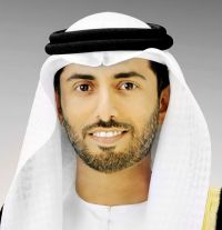HE Suhail Mohamed Al Mazrouei at The MENA Mining Show 2015