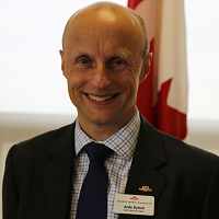 Mr Andy Byford, Chief Executive Officer, Toronto Transit Commission (TTC)