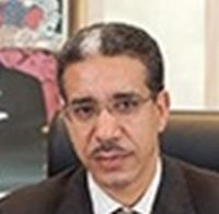 HE Aziz Rabbah at Middle East Rail 2015